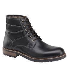 mchugh shearling boot johnston u0026 murphy