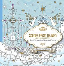 coloring book angels guardian angel catholic coloring feast