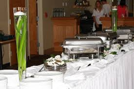 how to set a buffet table with chafing dishes buffet table decorating ideas decorating ideas