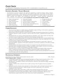 cover letter electrical engineering resume examples electrical