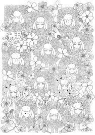 set of ornamental sheep stock vector imhope yandex ru 113641234