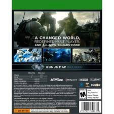 call of duty ghosts xbox one walmart com
