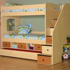 building plans for bunk beds with stairs free bunk bed plans