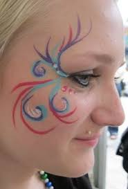 Tattoos Ideas For Kids Easy Cheek Painting Ideas For Kids Google Search Face Painting