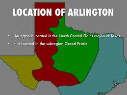 Arlington Tx Map Arlington Texas By Sahil Medepalli By Sahil Medepalli