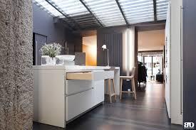 cuisine showroom cuisine bulthaup catalogue incroyable amenagement cuisine en