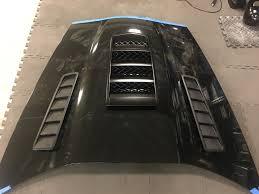Hood Vents Camaro And Mustang Hood Vents In A Corvette Corvetteforum