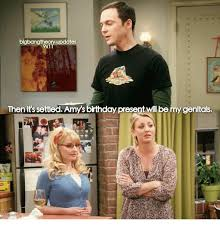 Big Bang Theory Birthday Meme - 25 best memes about amy birthday amy birthday memes