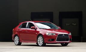 mitsubishi sports car 2014 first impressions on the mitsubishi lancer sportback