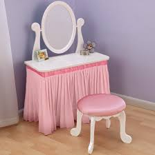 Childrens Vanity Tables Childrens Vanity Set Teamson Kids Fashion Prints Vanity Table
