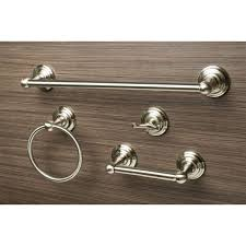 Polished Nickel Bathroom Accessories by Posts Tagged Brushed Nickel Bathroom Accessories Sets Nickel