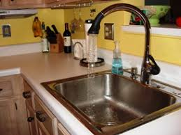 new kitchen faucet gallery of plumbing projects