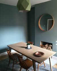 Blue Dining Rooms Dining Room Colour Oval Room Blue Table Unto This Last