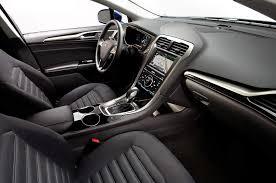 Ford Fusion Vs Honda Accord Reliability 2013 Ford Fusion First Drive Automobile Magazine