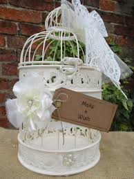 wish box wedding make a wish birdcage wedding card post box