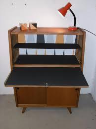 secretaire de bureau secretaire bureau vintage annees 60 70 pinteres