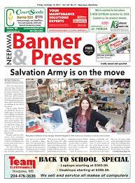 neepawa banner u0026 press october 13 2017 by neepawa banner u0026press