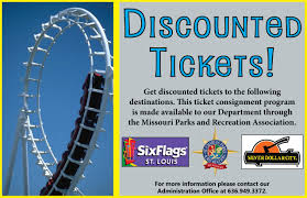 6 Flags Saint Louis Discount Six Flags Saint Louis U0026 Silver Dollar City Tickets St