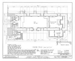 floor plan church historic american buildings survey home floor plan church historic american buildings survey