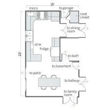 kitchen floor plans free most kitchen floor plan design best ideas about floor
