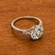 estate engagement rings estate jewelry on offbeat offbeat and engagement
