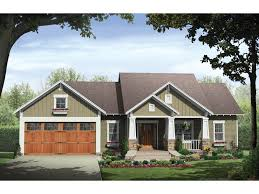 craftsman home plan ridgeforest craftsman home plan 077d 0138 house plans and more