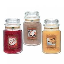 yankee candle cookie set of three large jars temptation gifts