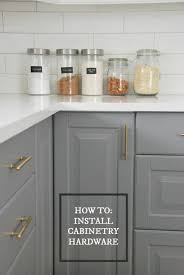 installing ikea kitchen cabinet handles how to choose and install gold hardware pulls in your