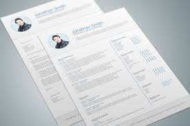 Indesign Resume Template Modern Resume Template 03 By Maruf1 On Deviantart