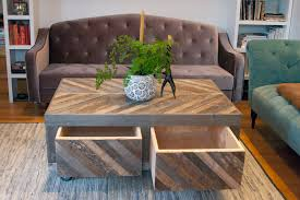 Pallet Furniture Side Table The Best 20 Diy Pallet Coffee Table Projects For Your Living Room