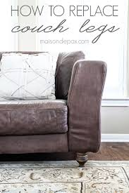 Replacement Legs For Karlstad Sofa Best 25 Sofa Legs Ideas On Pinterest Used Coffee Tables Diy