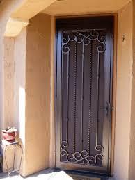 Exterior Door Security Best Secure Home Doors Security Door Ideas