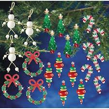 226 best beaded ornament kits images on beaded