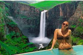 famous waterfalls biggest waterfall in india youtube