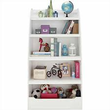 Leaning Ladder Bookcases by Leaning Ladder 5 Shelf Bookcase Espresso Amiphi Info