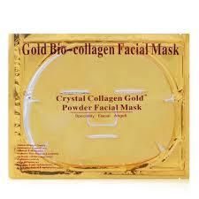 Collagen Mask 24k gold collagen mask anti wrinkle gold leaf nz