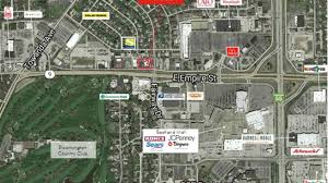 Bloomington Illinois Map by Harbor Freight Retail 1340 1344 E Empire St Bloomington Il