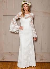 wedding dress overlay sleeve modest muslim wedding dresses overlay lace bell