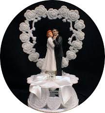 lucy u0026 ricky desi love ornament wedding cake topper top i