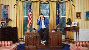Oval Office Renovation Gop Pollster Frank Luntz Reveals Replicas Of The Oval Office