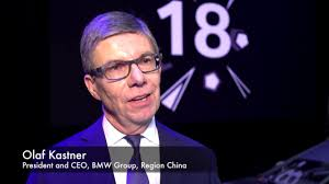 bmw ceo bmw art 18 cao fei olaf kastner president and ceo bmw group
