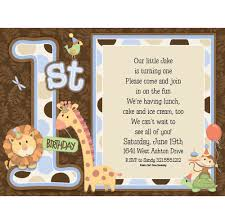 1st birthday animals blue party invitations by paper so pretty