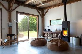 top leather bean bag u2014 home ideas collection ideas of a leather