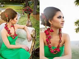 wedding flowers jewellery the statement fresh flower jewelry my bridal l dubai s