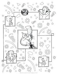 Pbs Sprout Coloring Pages Kids Holiday Happy Holidays Cit Wrapping Sprout Coloring Pages