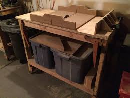convert circular saw to table saw timbo s creations spare 2x4 project benchtop table saw table