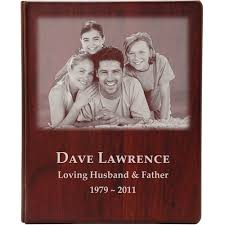 funeral guest books wholesale funeral guest books wooden binder family photo option