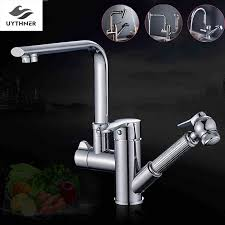 Brushed Nickel Faucet Kitchen by Nickel Faucet Kitchen Reviews Online Shopping Nickel Faucet