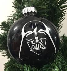 items similar to darth vader ornament wars ornament