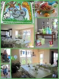 interior design creative lion themed baby shower decorations